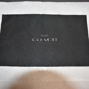 COACH Glasses Cloth